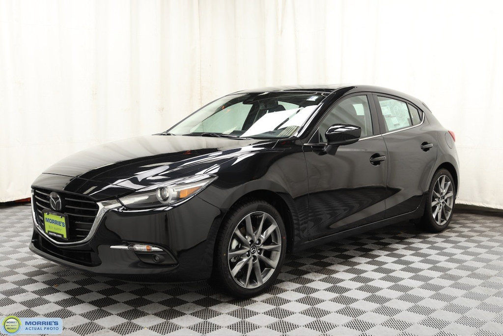 new 2018 mazda mazda3 5 door grand touring manual hatchback in inver grove heights nd11275. Black Bedroom Furniture Sets. Home Design Ideas