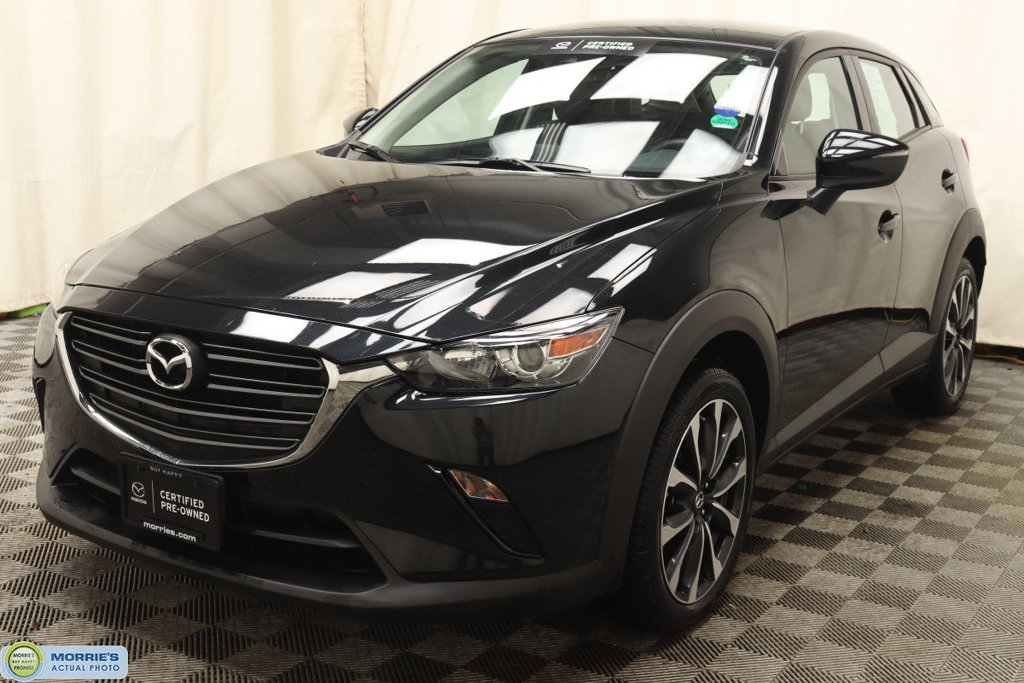 Certified Pre-Owned 2019 Mazda CX-3 Touring AWD