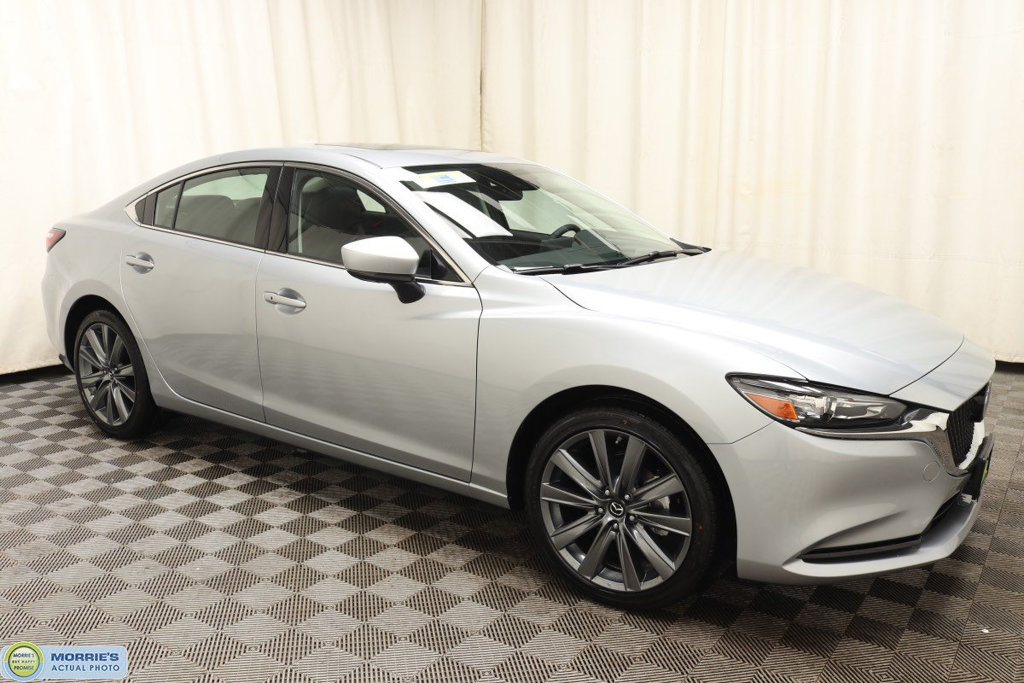 New 2018 Mazda6 Touring Automatic