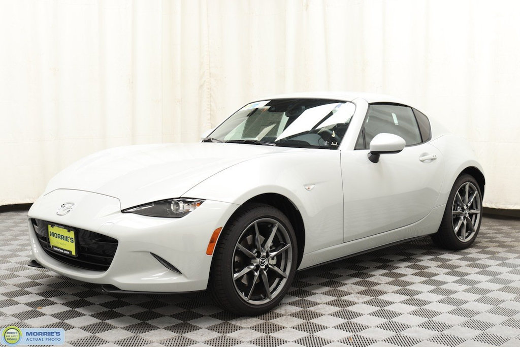 new 2017 mazda mx 5 miata rf grand touring automatic coupe in inver grove heights nn11927. Black Bedroom Furniture Sets. Home Design Ideas