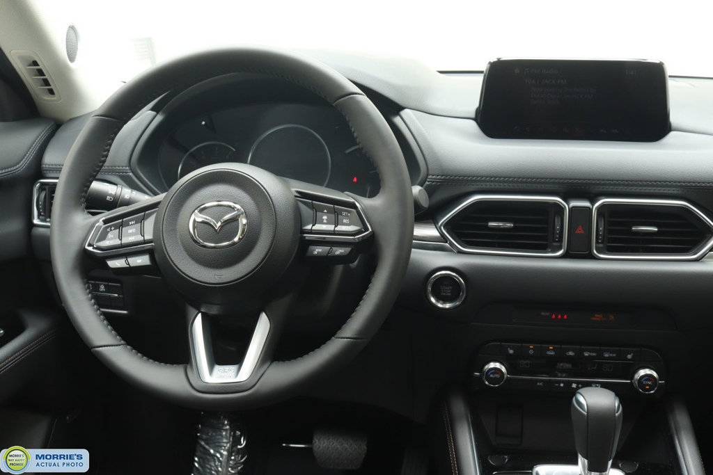 New 2019 Mazda CX-5 Grand Touring AWD