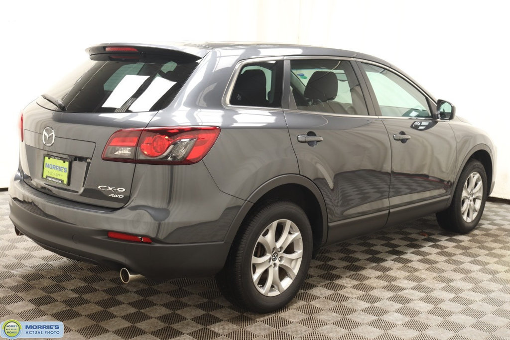Certified Pre-Owned 2015 Mazda CX-9 AWD 4dr Sport