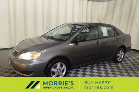 Pre-Owned 2005 Toyota Corolla CE FWD 4D Sedan