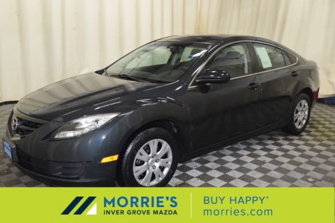 Pre-Owned 2012 Mazda6 i Sport FWD 4D Sedan