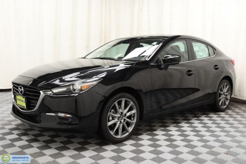 Certified Pre-Owned 2018 Mazda3 4-Door