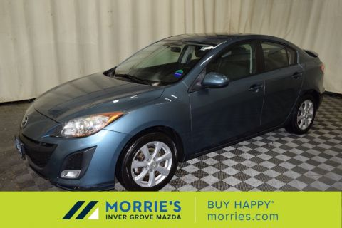Pre-Owned 2010 Mazda3 i Touring FWD 4D Sedan