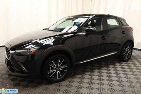 Certified Pre-Owned 2018 Mazda CX-3 GRAND TOURING