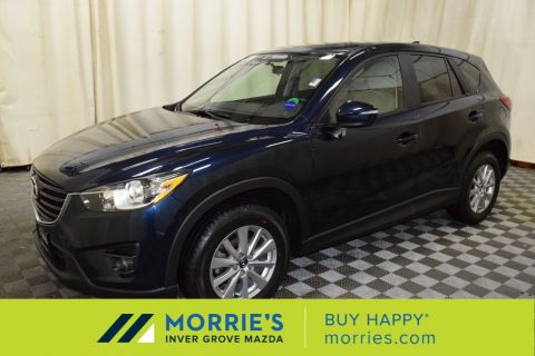 Certified Pre-Owned 2016 Mazda CX-5 Touring With Navigation & AWD