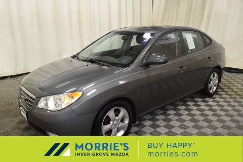 Pre-Owned 2008 Hyundai Elantra GLS FWD 4D Sedan